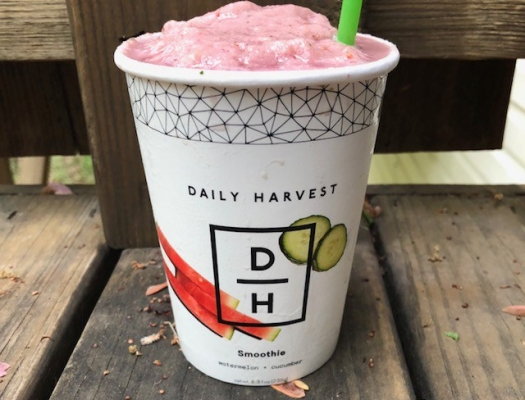 Daily harvest smoothie subscription
